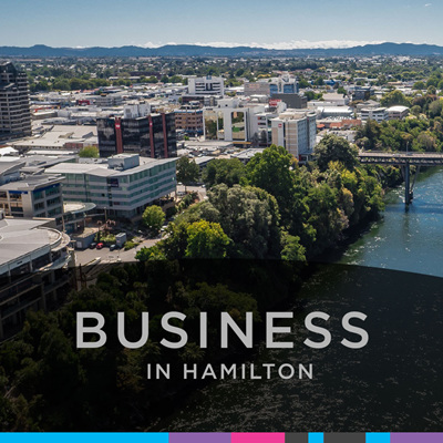 Business in Hamilton