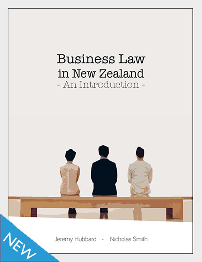 Business Law in New Zealand