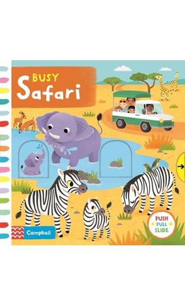 Busy Safari