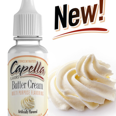 Capella Butter Cream Flavour Concentrate