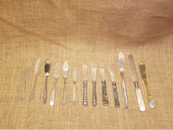 butter knife wedding and event hire