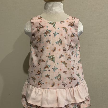 Butterflies dress - Size 2