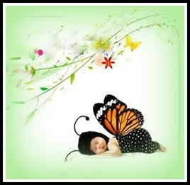 """""""Baby Butterfly Costume"""""""