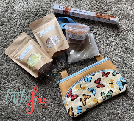 Butterfly Bag Gift Set