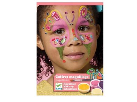 Butterfly Makeup Set