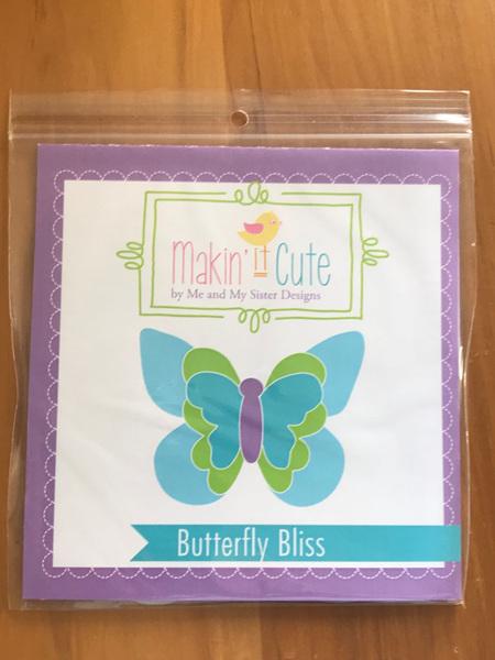 Butterfly Pack Makin' It Cute