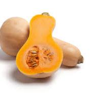 Butternut OR Squash Pumpkin Certified Organic Cut 1kg