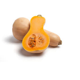 Butternut Squash Certified Organic Cut 1kg