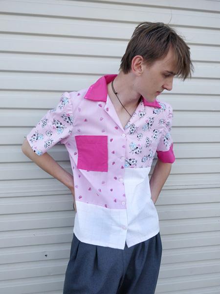 Button-up shirts