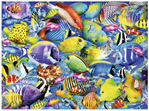 buy at www.puzzlesnz.co.nz Ravensburger 500 piece jigsaw puzzle Tropical Traffic