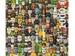 buy at www.puzzlesnz.co.nz Educa 1000 piece jigsaw puzzle Beers