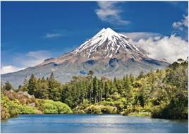 Holdson 100 Piece Jigsaw Puzzle Explore NZ S2  Mount Taranaki