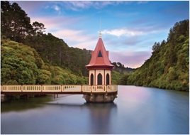 Holdson 100 Piece Jigsaw Puzzle Explore NZ S2  Valve Tower Zealandia