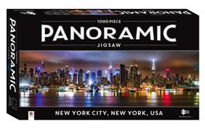 Hinkler Mindboggler 1000 Piece Jigsaw Puzzle: Panorama  New York