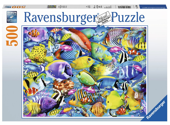 buy at www.puzzlesnz.co.nz Ravensburger piece jigsaw puzzleTropical Traffic