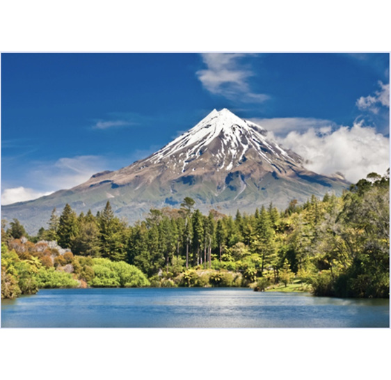 buy at www.puzzlesnz.co.nz  holdson explore NZ 100 piece puzzle Mt Taranaki