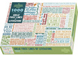 buy at www.puzzlesnz.co.nz 1000 piece  puzzle Great First Lines Of Literature