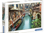 buy Clementoni  1000 piece jigsaw puzzle Venice Canal at www.puzzlesnz.co.nz