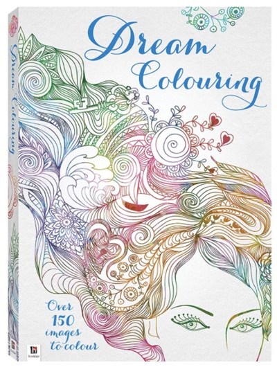 Dream Colouring Over 150 Pages Of Images