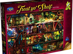 buy Holdson 1000 piece jigsaw puzzle Fantastic Voyage at www.puzzlesnz.co.nz