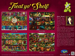 buy Holdson 1000 piece jigsaw puzzle Wine Shelves at www.puzzlesnz.co.nz