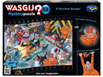 Buy Holdson Wasjig 1000 piece puzzle A Perrrfect Escape at www.puzzlesnz.co.nz