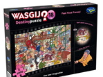 Buy Holdson Wasjig 1000 piece puzzle Fast Food Frenzy at www.puzzlesnz.co.nz
