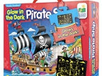 buy Learning Journey 100 piece floor puzzle Pirate Ship  at www.puzzlesnz.co.nz