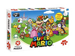 buy Mario and Friends 500 piece jigsaw  puzzle   at www.puzzlesnz.co.nz