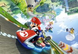 Mario Kart Funracer 1000 Piece Jigsaw Puzzle