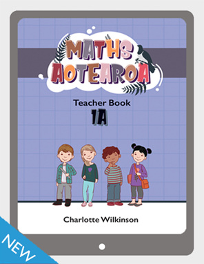 Buy online - Maths Aotearoa 1a Teacher eBook