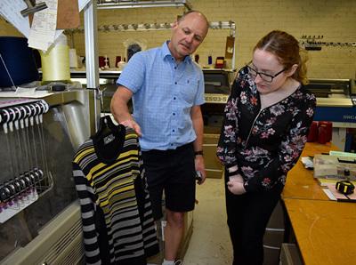 BuyNZ Visit: Otago Knitwear