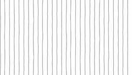 Buzzin Around Stripe White 29384L