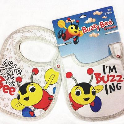 Buzzy Bee Bibs