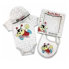 Buzzy Bee Newborn Giftset