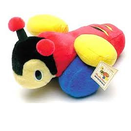Buzzy Bee Soft Toy