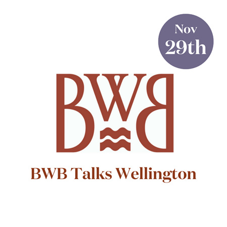 BWB Talks: #NoFly National Tour - Wellington