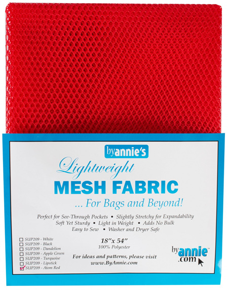 by Annie Mesh Available in Bright Colours