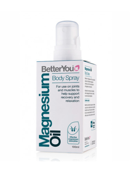 BYou Magnesium Oil Orig. Spr. 100ml