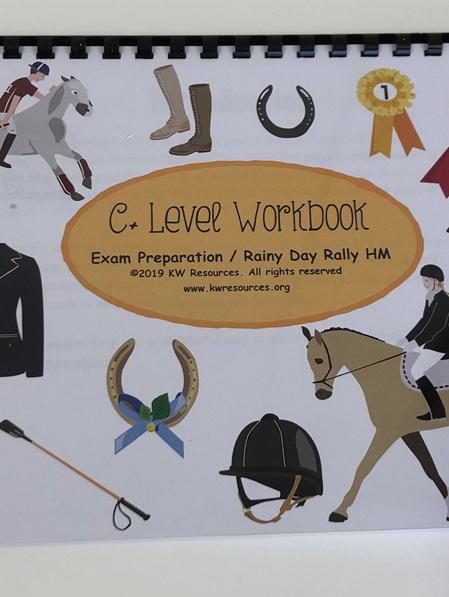 C+ Level Workbook KW Resources