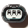 C3S-11B TPS and MAP sensor connector for Honda and Yamaha