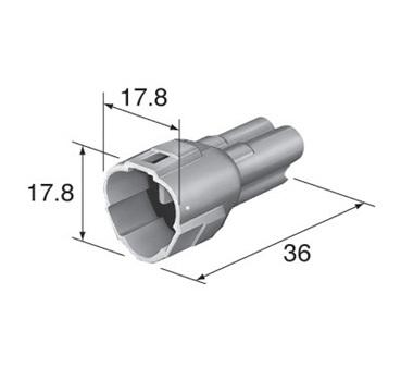 C275 dimensions connector Suzuki