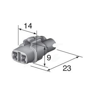 C2S-142W Suzuki crank sensor connector