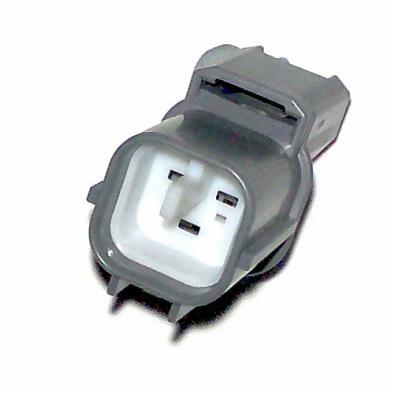 C3P-155G  way sealed connector grey
