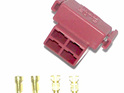 C4S-148R motorcycle relay fuse holder