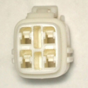 C4S-182W 4 way sealed connector