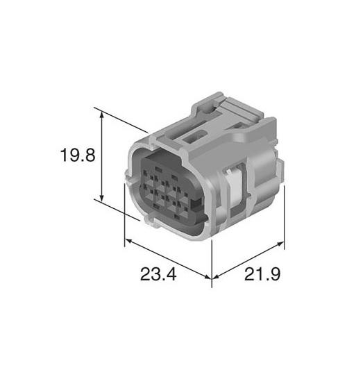 C8S-198G dimensions