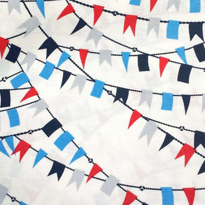 Cabana - Nautical Flags