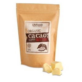 Natava Superfoods Organic Cacao Butter 250g
