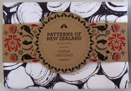 Cacao Shells Tea Towel - Ali Davies Design